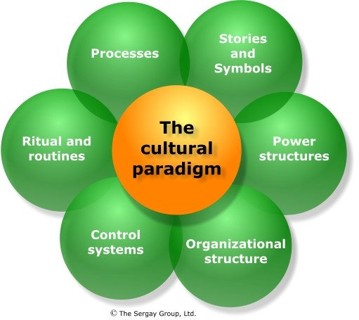 Organizational Church Culture ⚡️