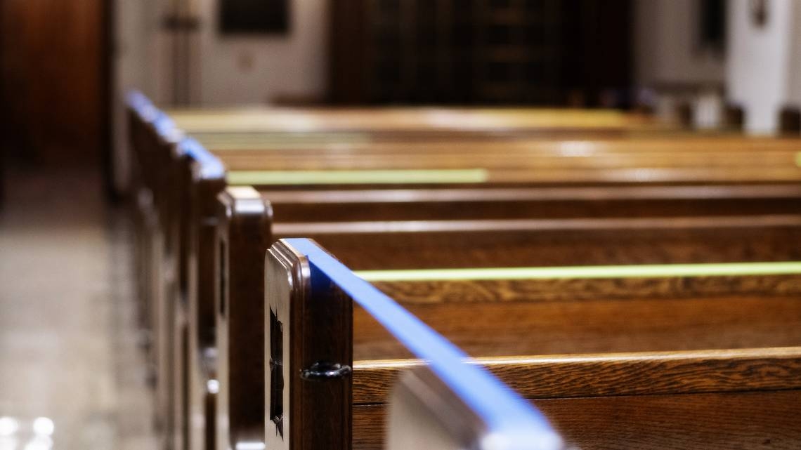 Spiritually remote: How the pandemic is affecting already declining church attendance