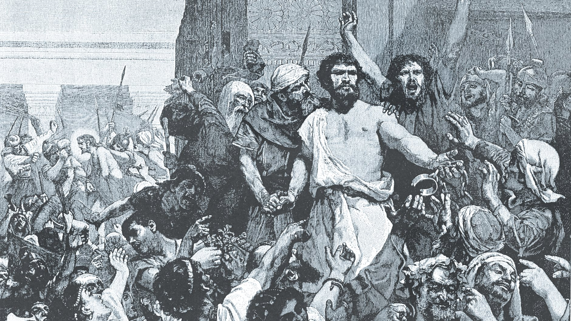 The Story of Barabbas Is No Mere Prisoner Swap