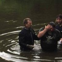Baptizing In The River